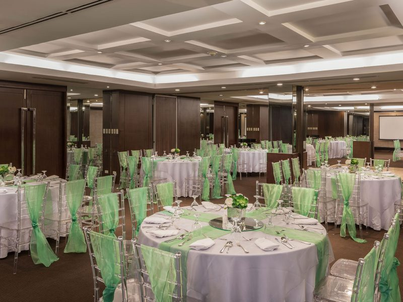 connecting function room
